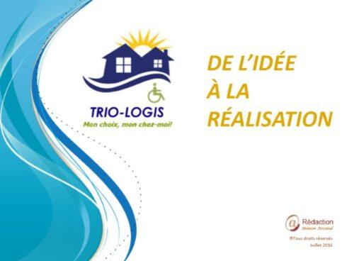 Présentation Projet Trio-Logis