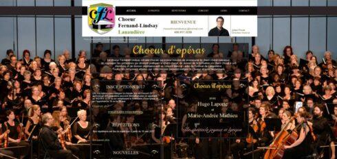 Site Web CFL